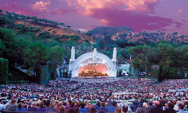 Emily to Perform at Hollywood Bowl!
